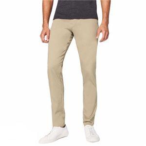 Lululemon Commission Pant Classic Swift Cotton 36